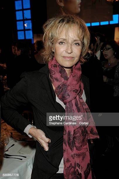 Fanny Cottencon at the 16th Film Francais award ceremony in Paris