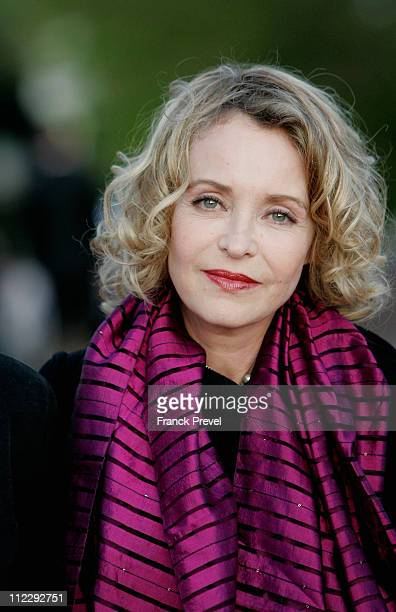 Fanny Cottencon attends the 25th Moliere Awards Ceremony at Maison Des Arts on April 17 2011 in Creteil France