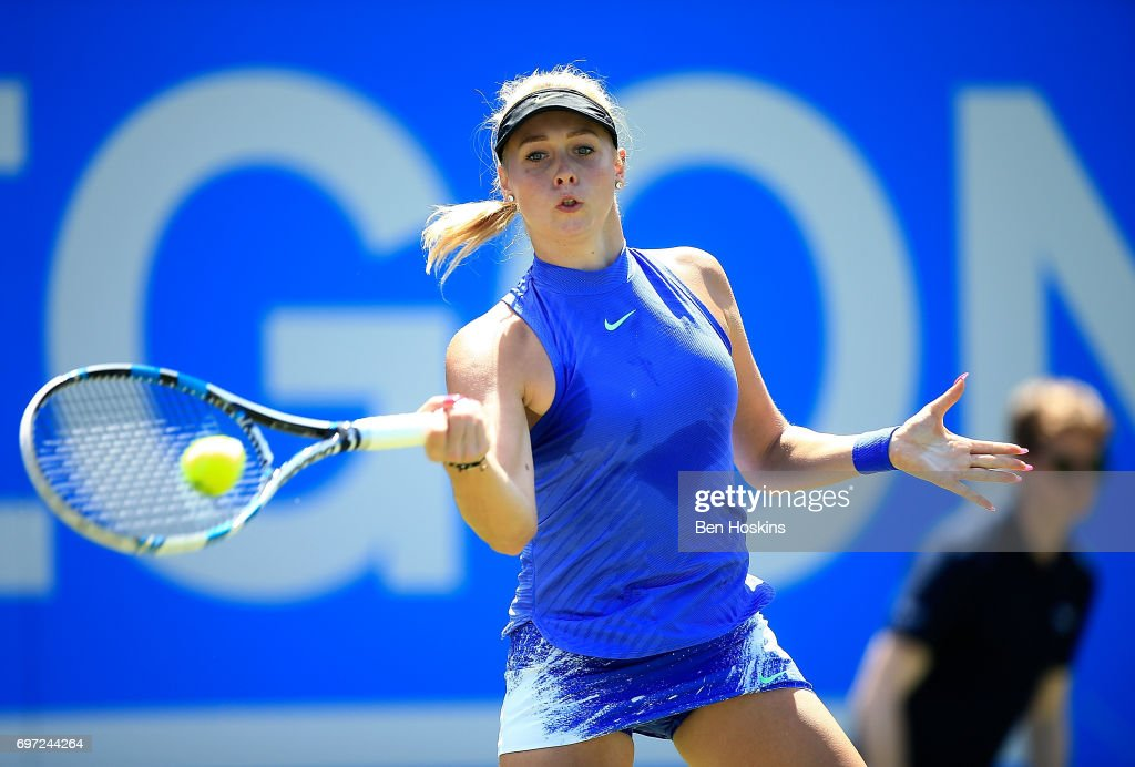 Aegon Classic Birmingham - Qualifying Day 2 : News Photo