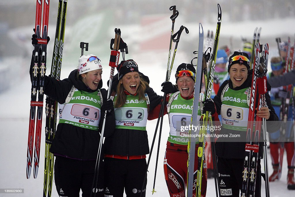 E.ON IBU Biathlon World Cup - Women 4 x 6 km Relay