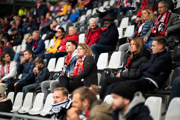DEU: Sport-Club Freiburg v VfL Wolfsburg - Bundesliga