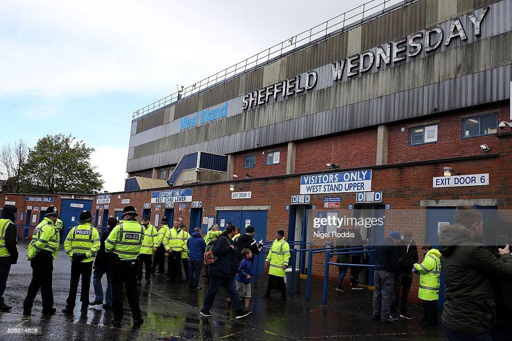 Sheffield Wednesday v Cardiff City - Sky Bet Championship : News Photo