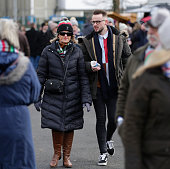 london england fans arrive at aviva