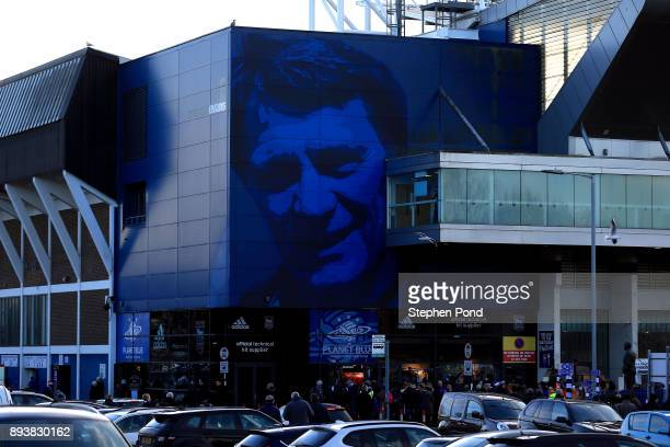 Fans arrive at the stadium ahead of the Sky Bet Championship match between Ipswich Town and Reading at Portman Road on December 16 2017 in Ipswich...