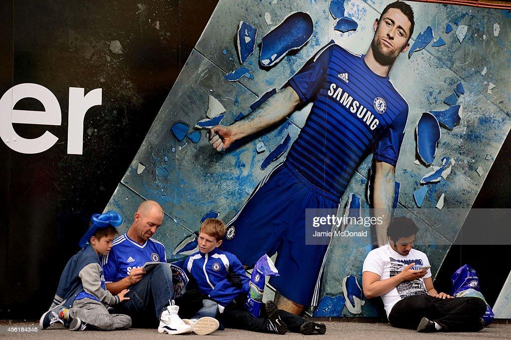 Chelsea v Aston Villa - Premier League : News Photo