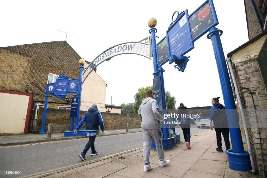 Chelsea Women v Leicester City Women - Barclays FA Women's Super League : News Photo