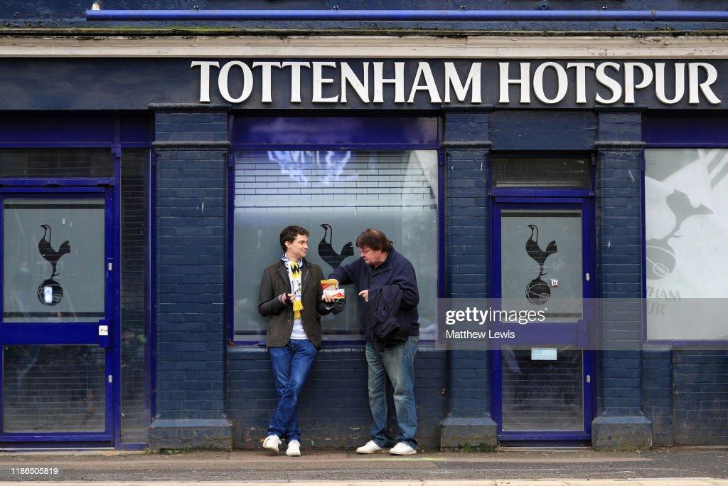 Tottenham Hotspur v Sheffield United - Premier League : News Photo