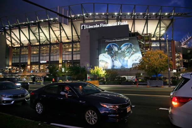 PA: New York Giants v Philadelphia Eagles