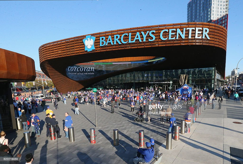 Florida Panthers v New York Islanders - Game Three : News Photo