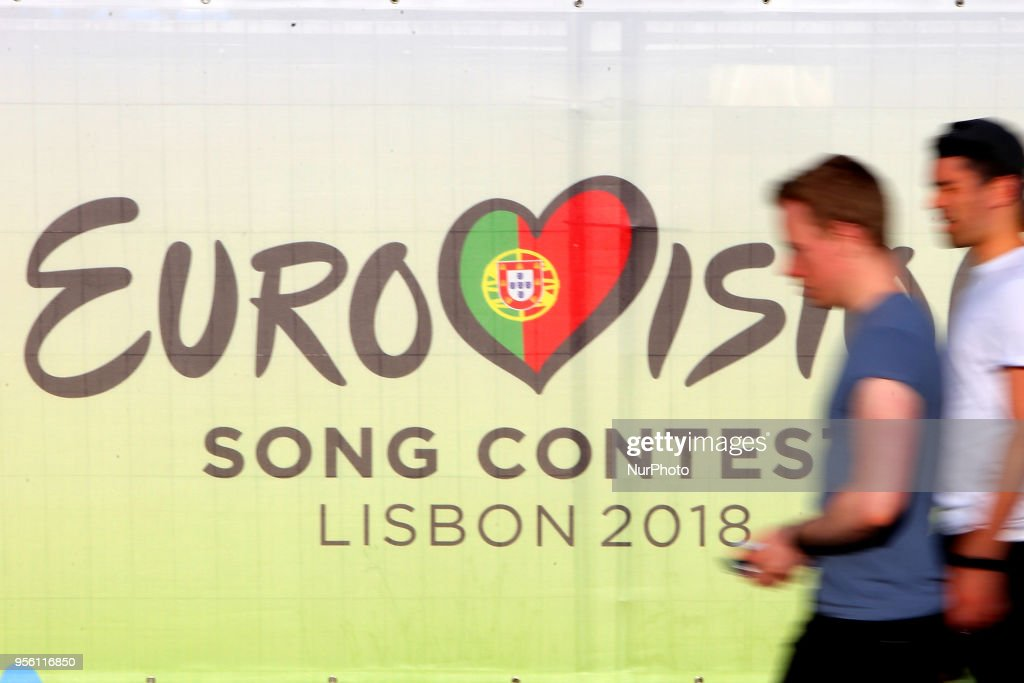 2018 Eurovision Song Contest - first semi-final : News Photo