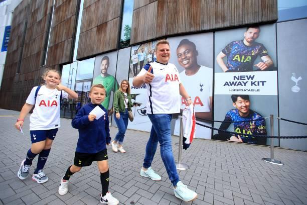 GBR: Tottenham Hotspur Open Training Session