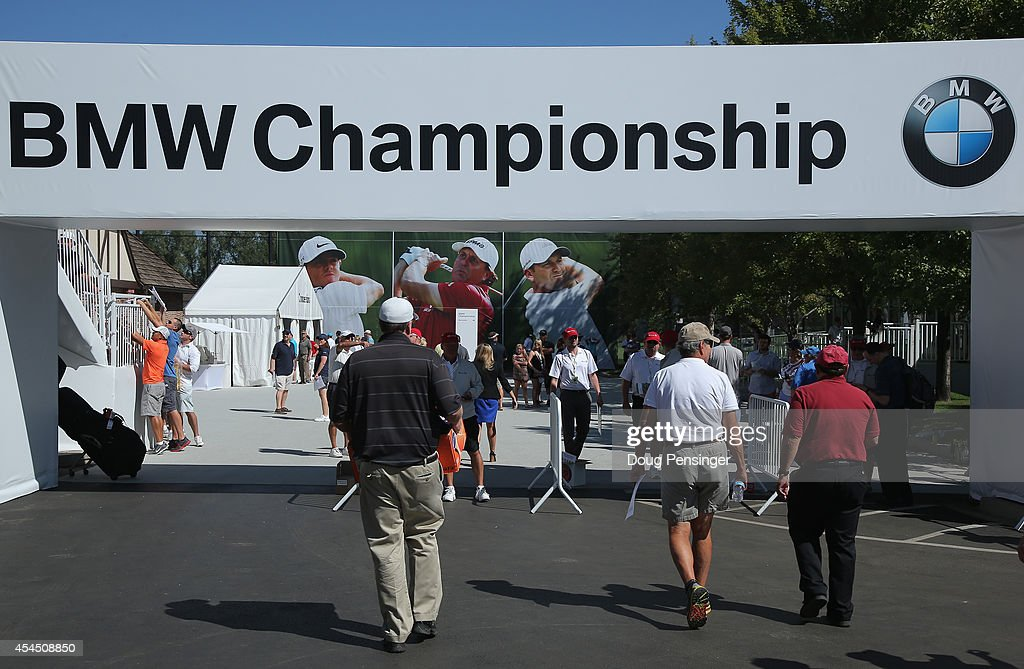 BMW Championship - Preview Day 2 : News Photo