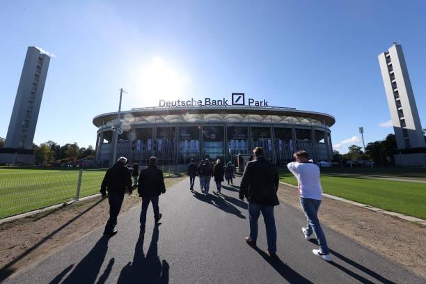 DEU: Eintracht Frankfurt v Hertha BSC - Bundesliga