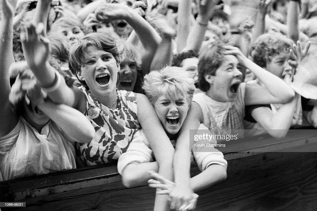 Duran Duran Fans : News Photo