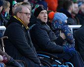 london england fans at aviva premiership