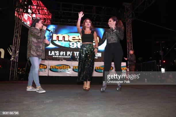 Fans attend Calibash Los Angeles 2018 at Staples Center on January 20 2018 in Los Angeles California