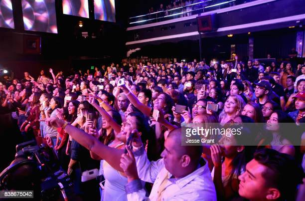 """Fans attend MTV Presents """"VMA Weekend"""" at Avalon on August 24, 2017 in Hollywood, California."""