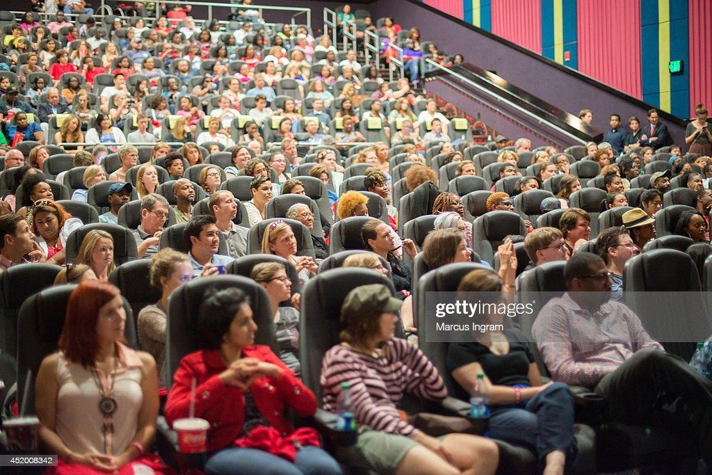 """Red Band Society"" Atlanta Special Screening : News Photo"