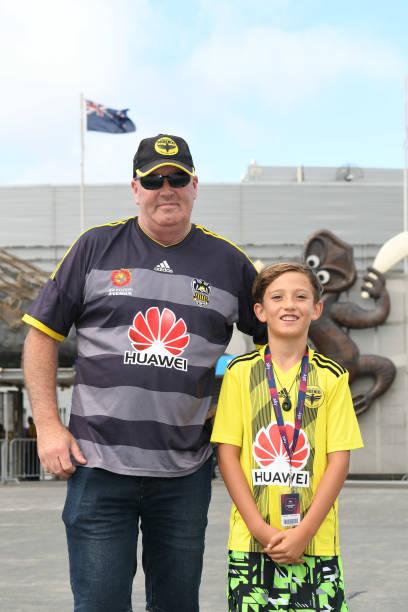 NZL: A-League Rd 16 - Wellington v Newcastle
