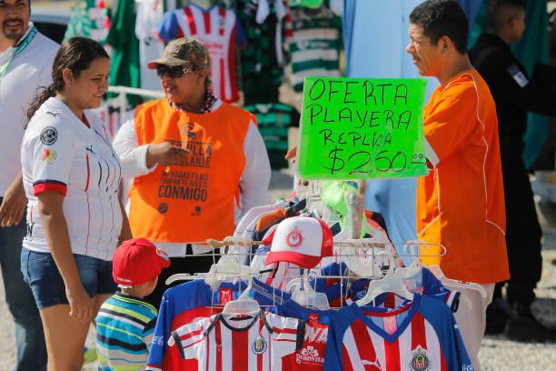 MEX: Santos Laguna v Chivas - Torneo Apertura 2019 Liga MX