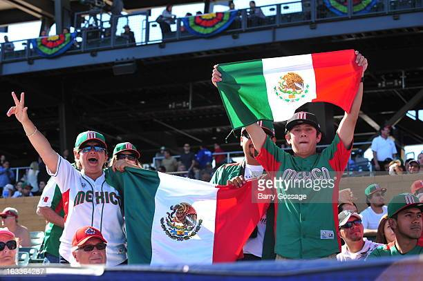 60 Top World Baseball Classic Pool D Mexico V United States Pictures