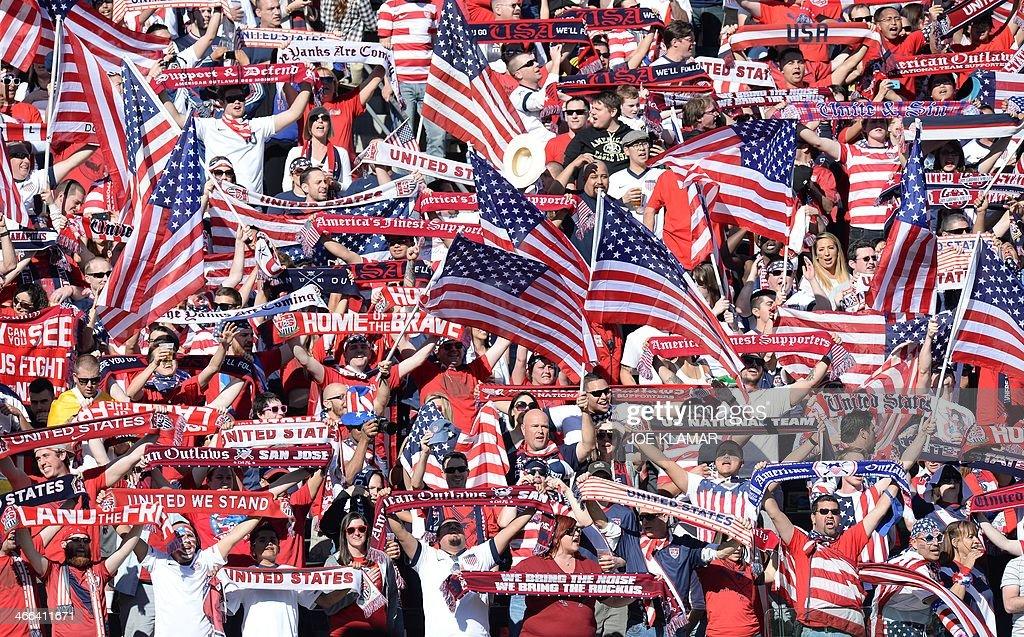 FBL-WC2014-USA-KOR : News Photo