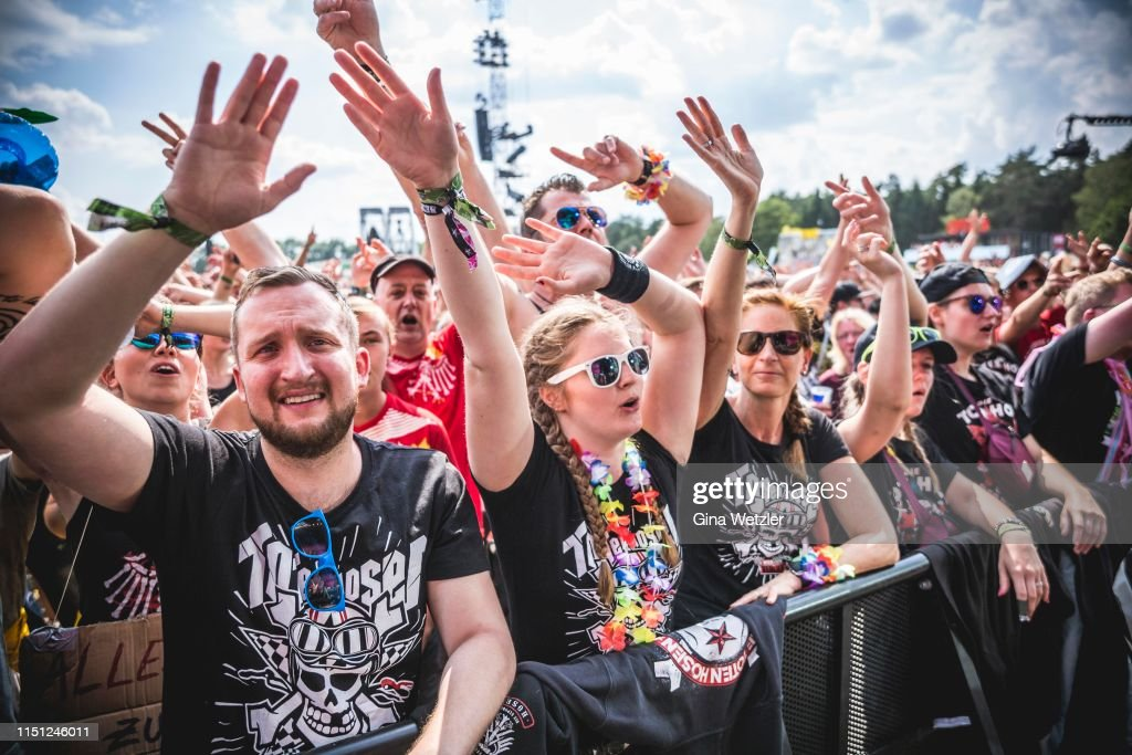 Hurricane Festival 2019 - Atmosphere : News Photo