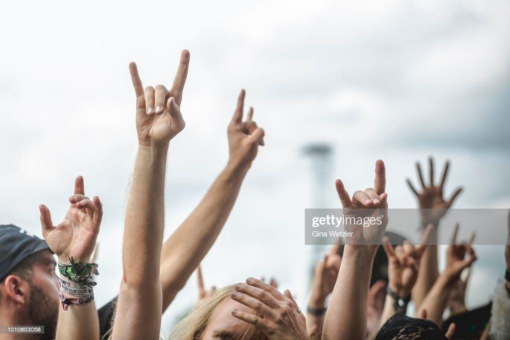 Day 1 - Wacken open Air 2018 : News Photo