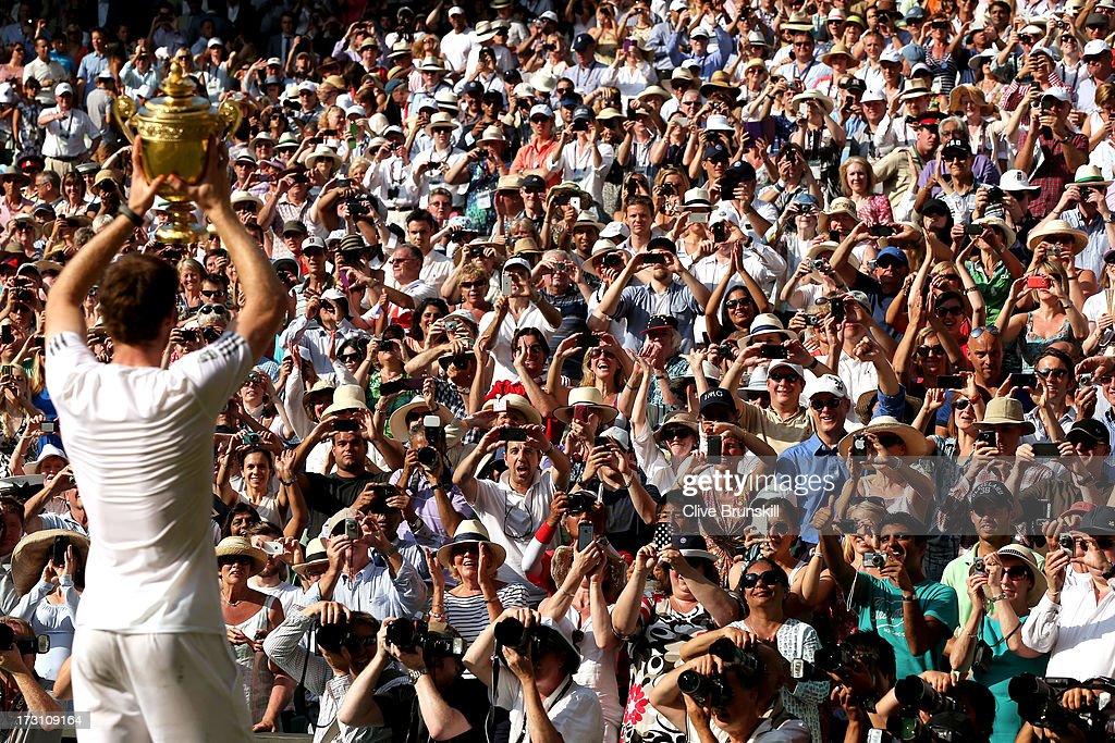 The Championships - Wimbledon 2013: Day Thirteen : News Photo