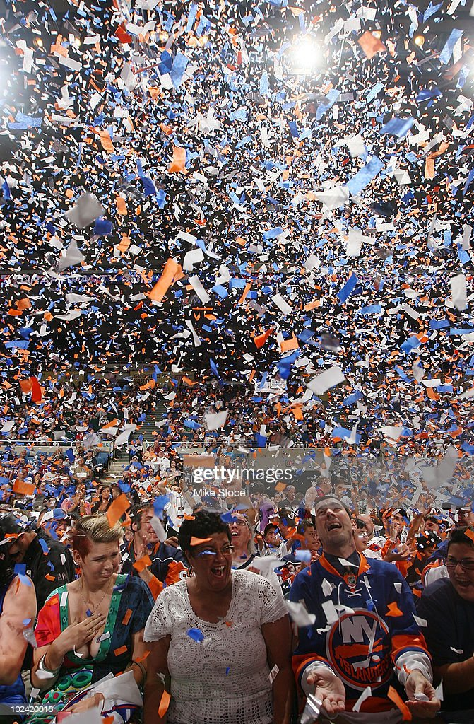 New York Islanders Draft Day Party