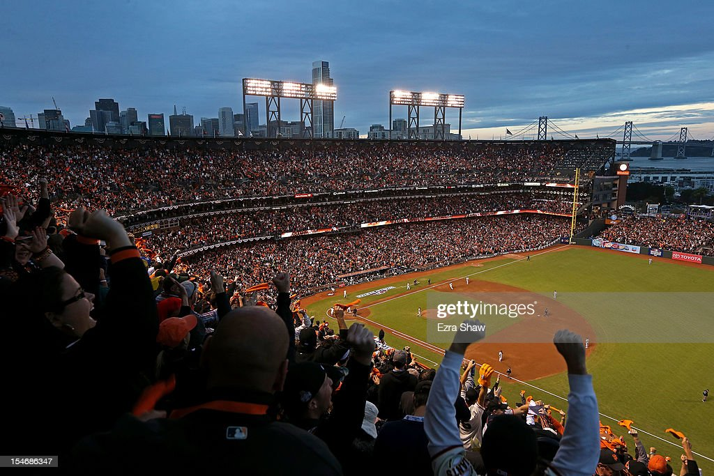 World Series - Detroit Tigers v San Francisco Giants - Game 1 : News Photo