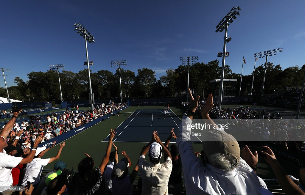 2016 US Open - Day 2