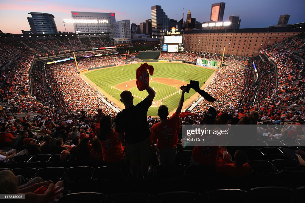 St. Louis Cardinals v Baltimore Orioles : News Photo