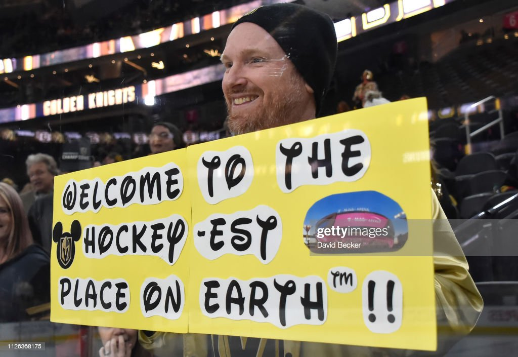 NV: Boston Bruins v Vegas Golden Knights