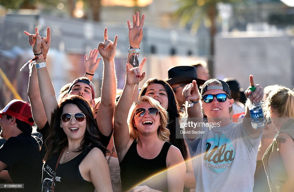Route 91 Harvest Country Music Festival - Day 3 : News Photo