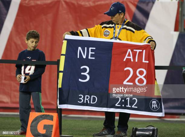 World S Best Patriots Falcons Stock Pictures Photos And