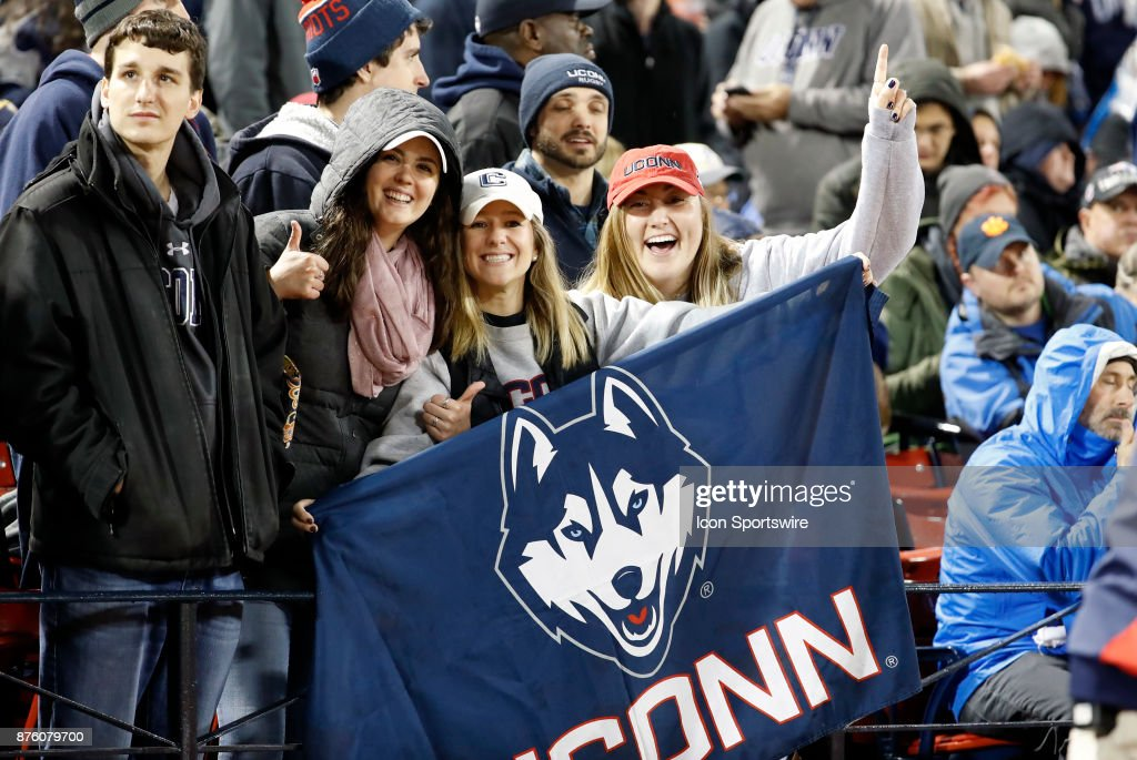 COLLEGE FOOTBALL: NOV 18 Boston College at UConn : News Photo