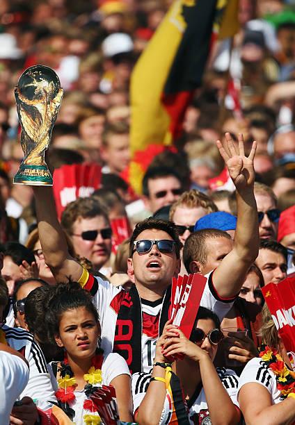 DEU: Germany Victory Celebration - 2014 FIFA World Cup Brazil