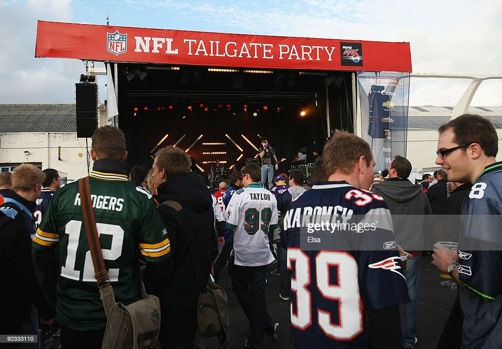 New England Patriots v Tampa Bay Buccaneers : News Photo