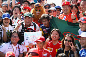 suzuka japan fans enjoy atmosphere before