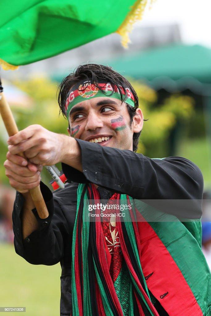 ICC U19 Cricket World Cup - Afghanistan v Ireland