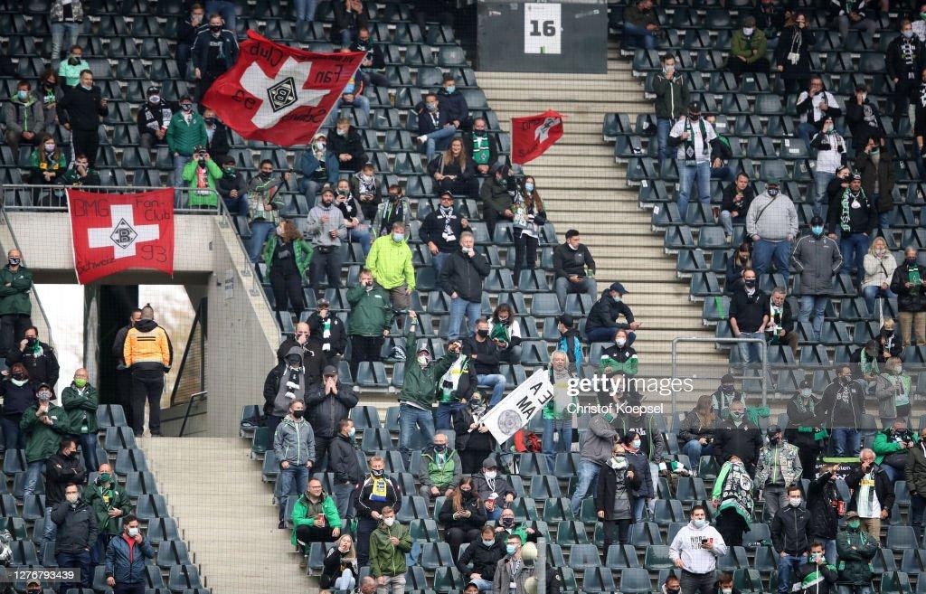 Borussia Moenchengladbach v 1. FC Union Berlin - Bundesliga : Nachrichtenfoto