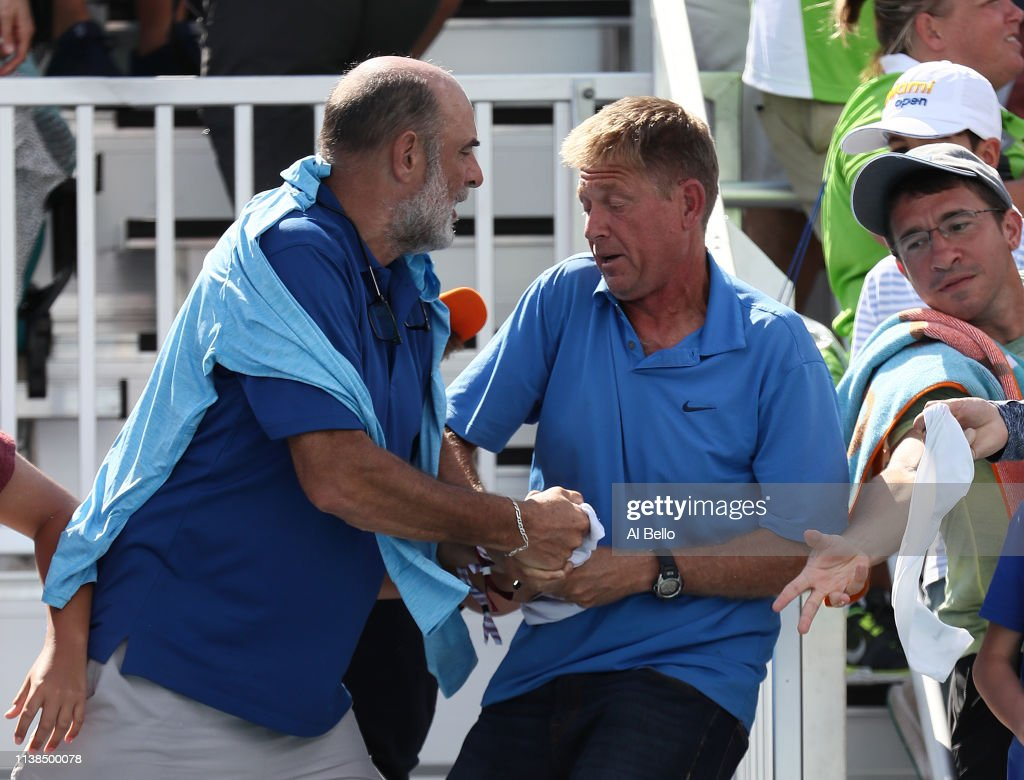 Miami Open 2019 - Day 9 : News Photo