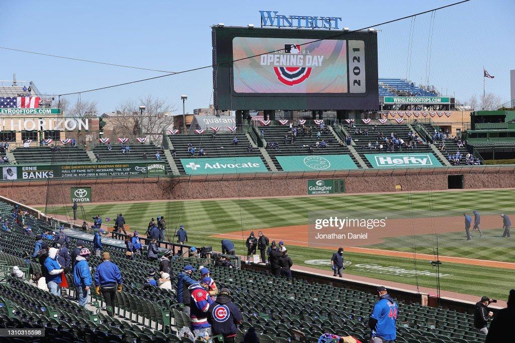 Pittsburgh Pirates v Chicago Cubs : ニュース写真