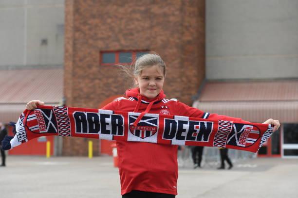 GBR: Aberdeen v Dundee United - cinch Premiership