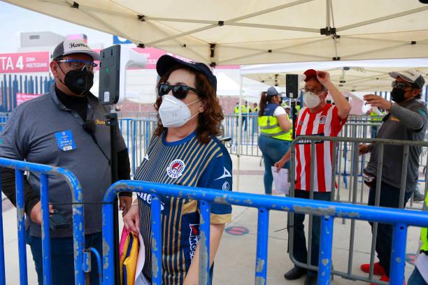 MEX: Atletico San Luis v Puebla - Torneo Guard1anes 2021 Liga MX