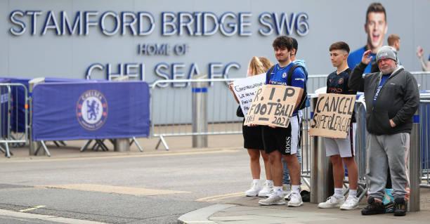 GBR: Chelsea v Brighton & Hove Albion - Premier League
