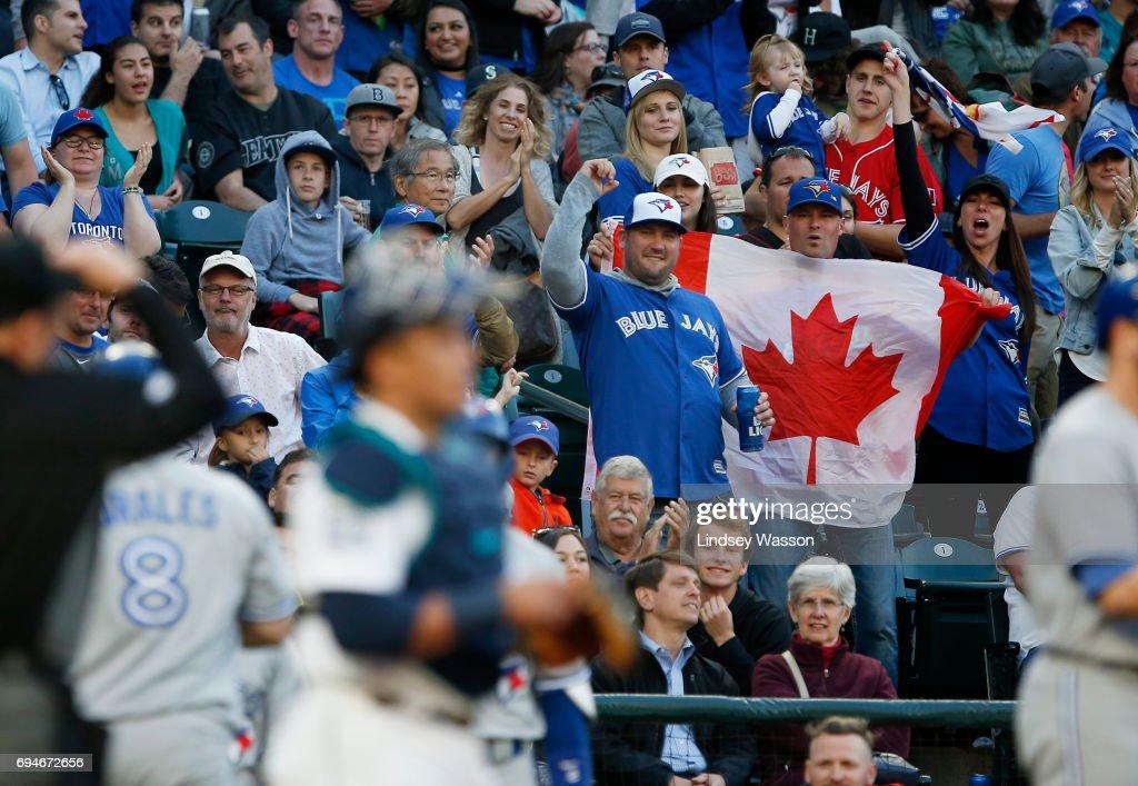 Toronto Blue Jays v Seattle Mariners : News Photo