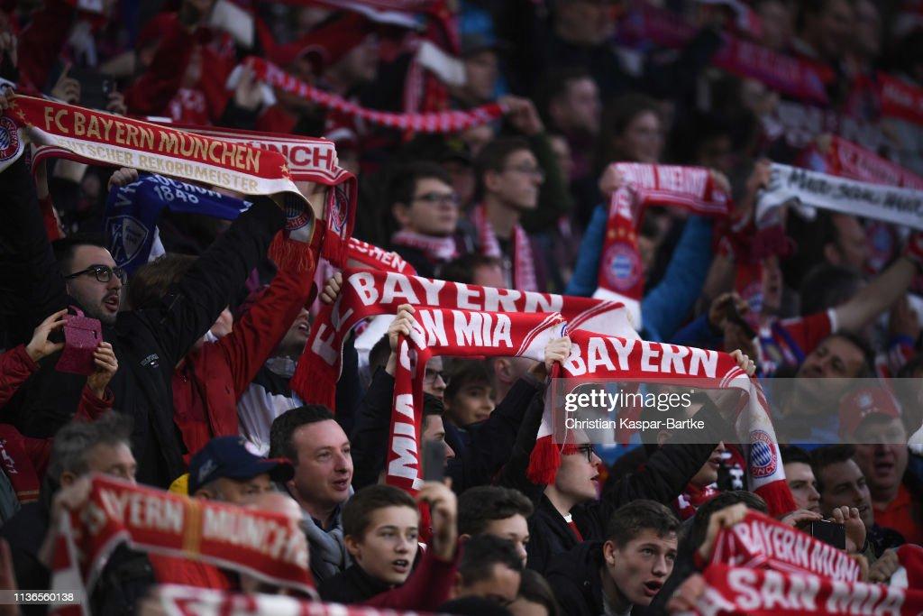 FC Bayern Muenchen v 1. FSV Mainz 05 - Bundesliga : Fotografia de notícias