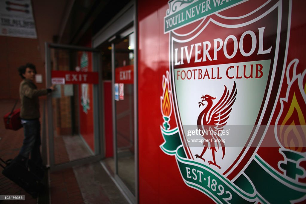 Liverpool FC Owners Lift The Ban On A Possible Sale Of The Club : News Photo